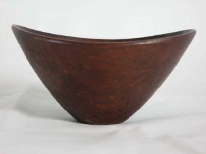Miniature Wood Bowl: click to enlarge